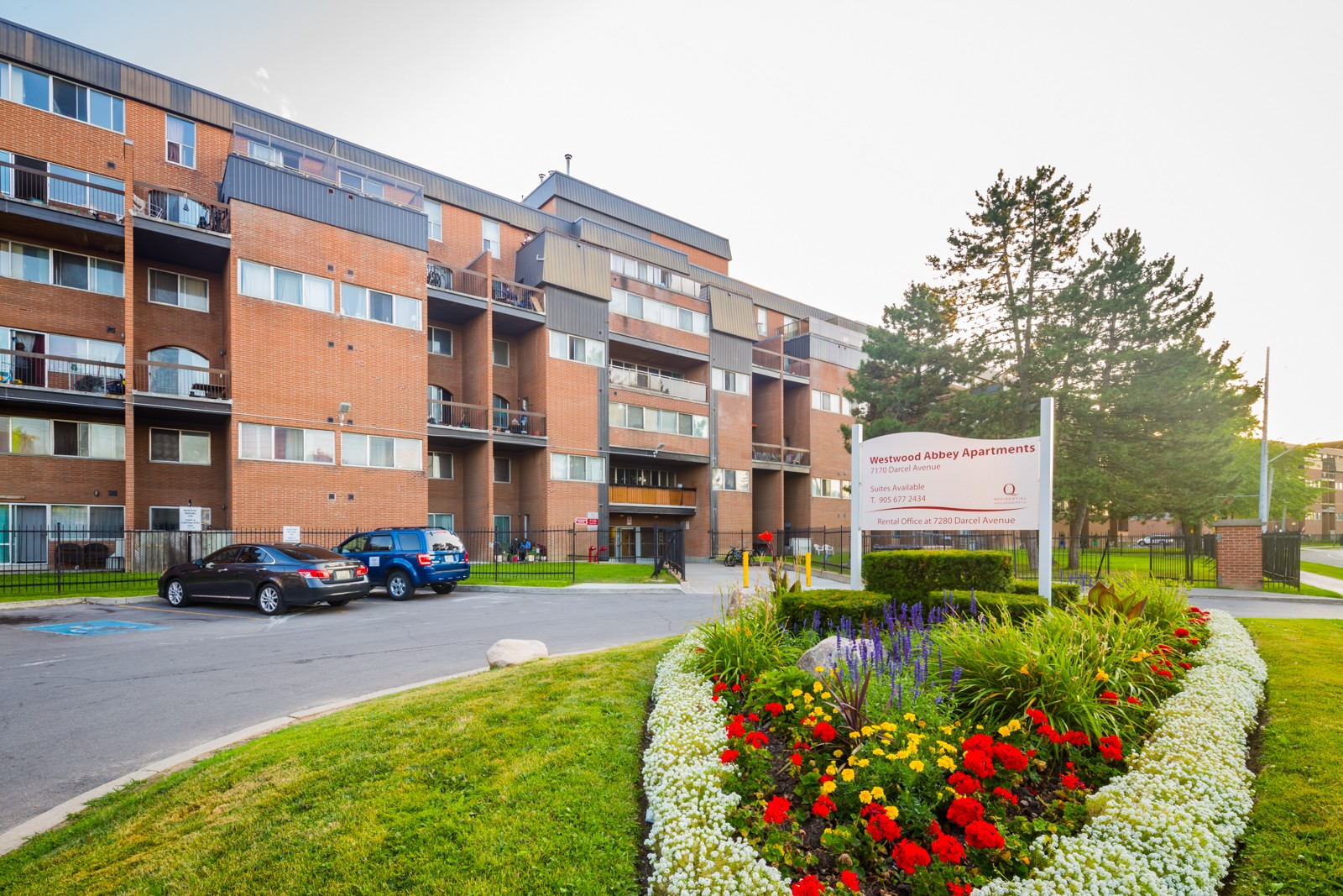 7170 Darcel Townhouses at 7170 Darcel Ave, Mississauga 0