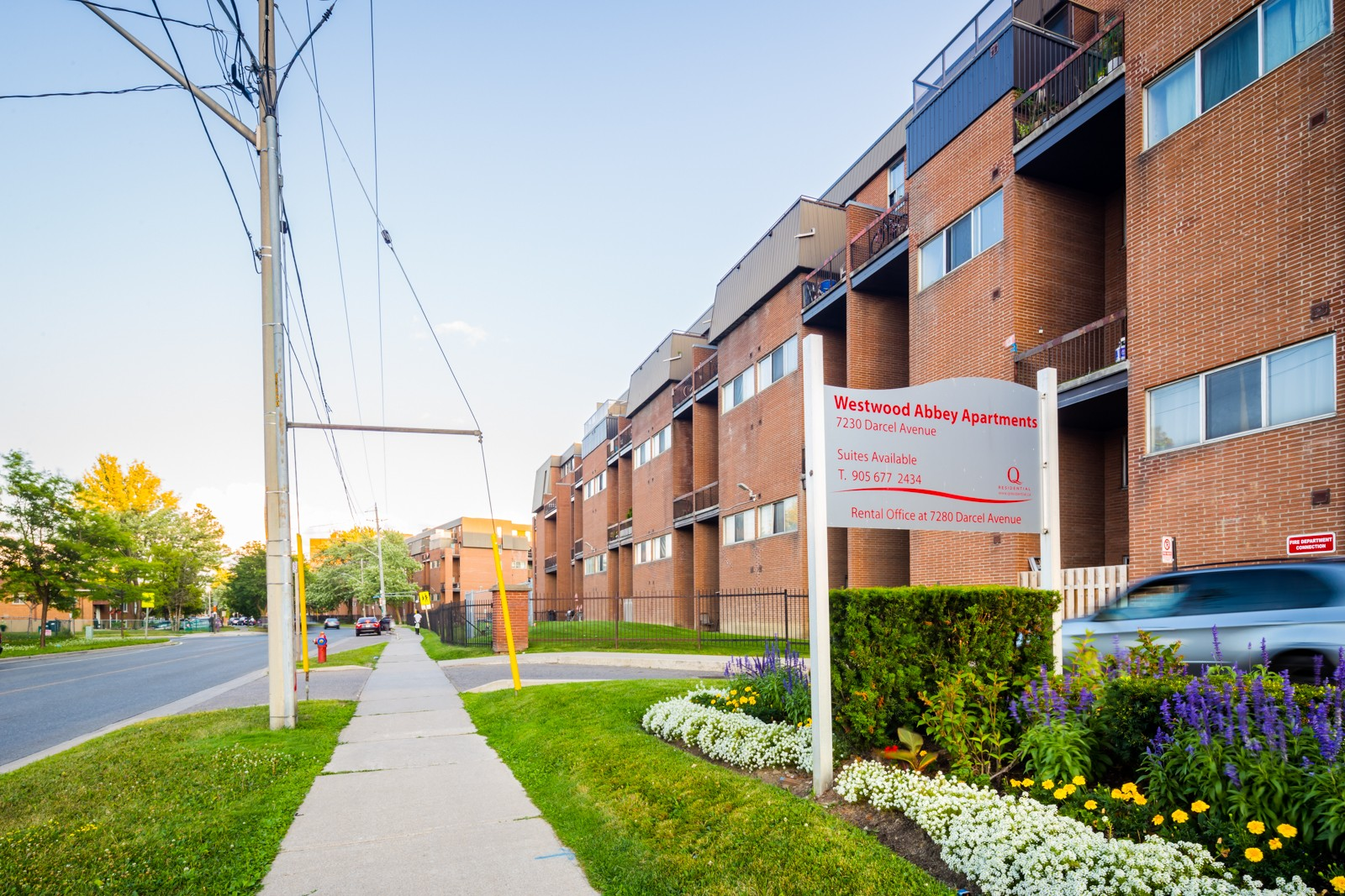 7230 Darcel Townhouses at 7230 Darcel Ave, Mississauga 1