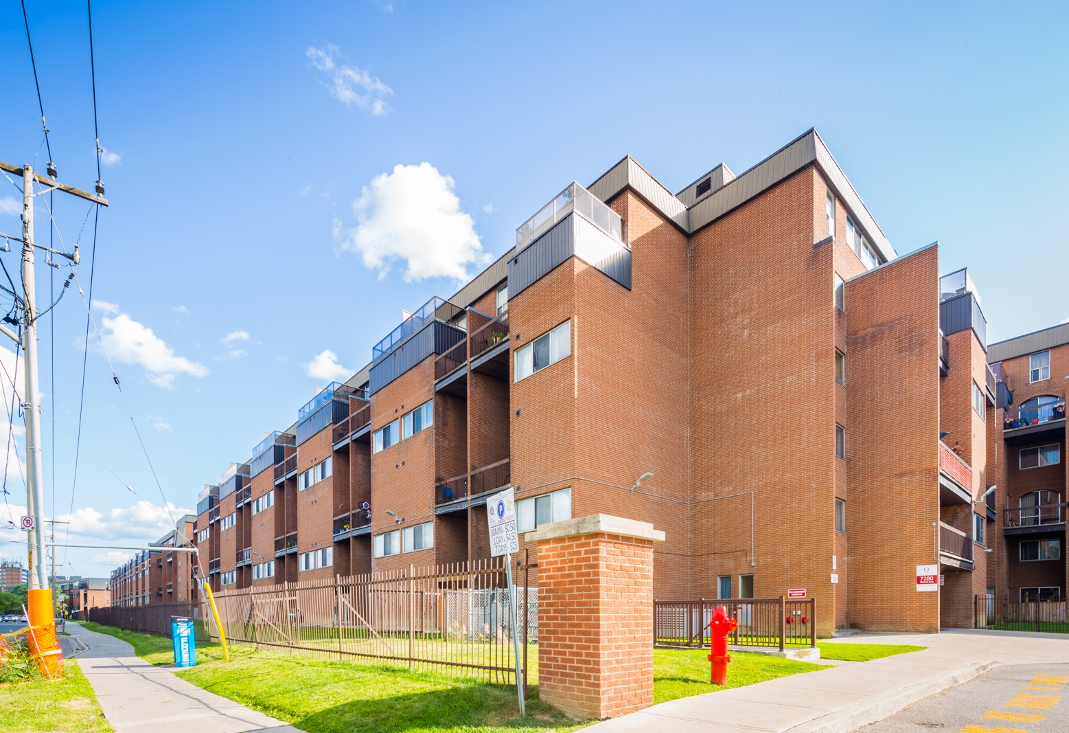 Westwood Abbey Apartments at 7280 Darcel Ave, Mississauga 1