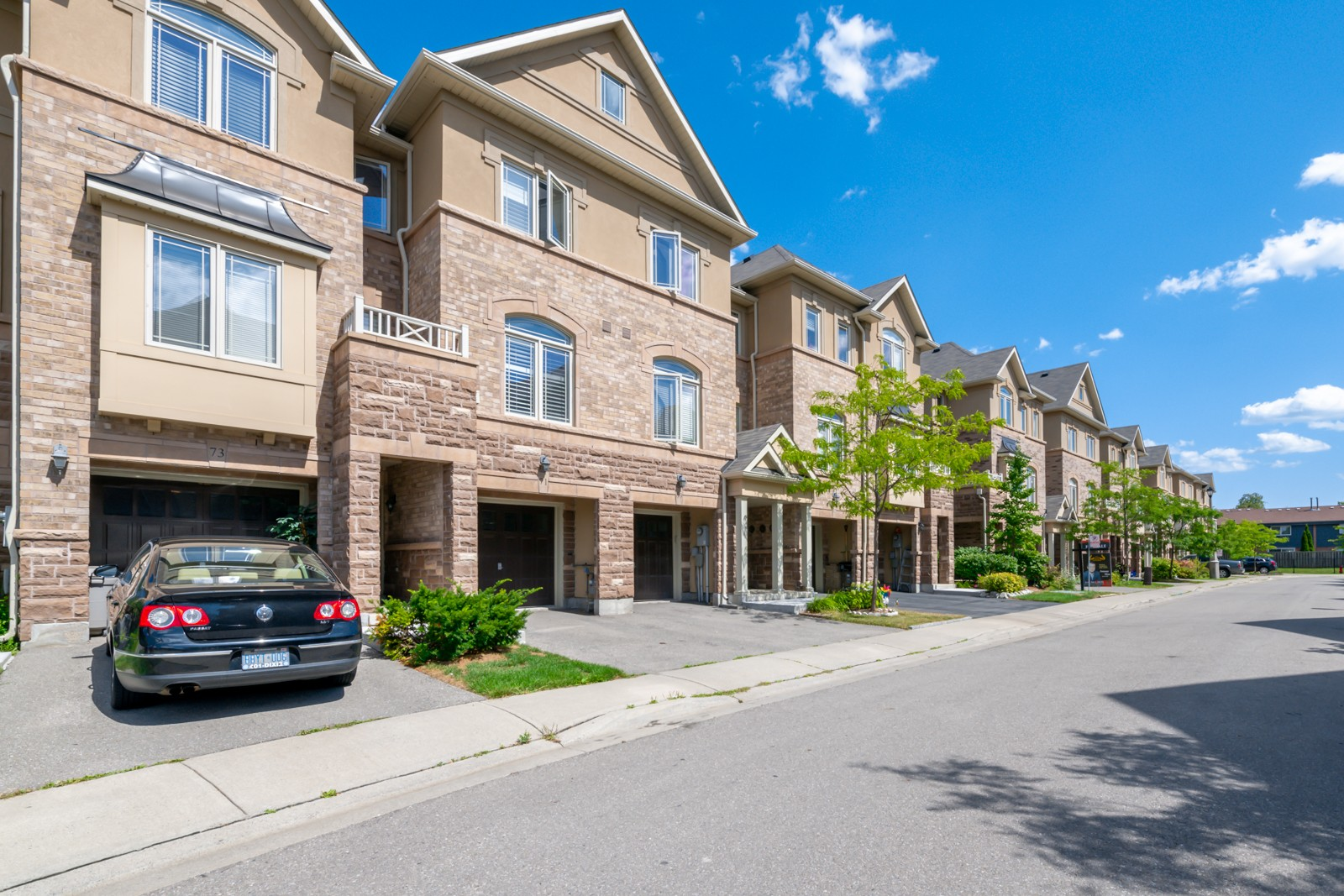 6625 Falconer Drive Townhouses at 6625 Falconer Dr, Mississauga 0