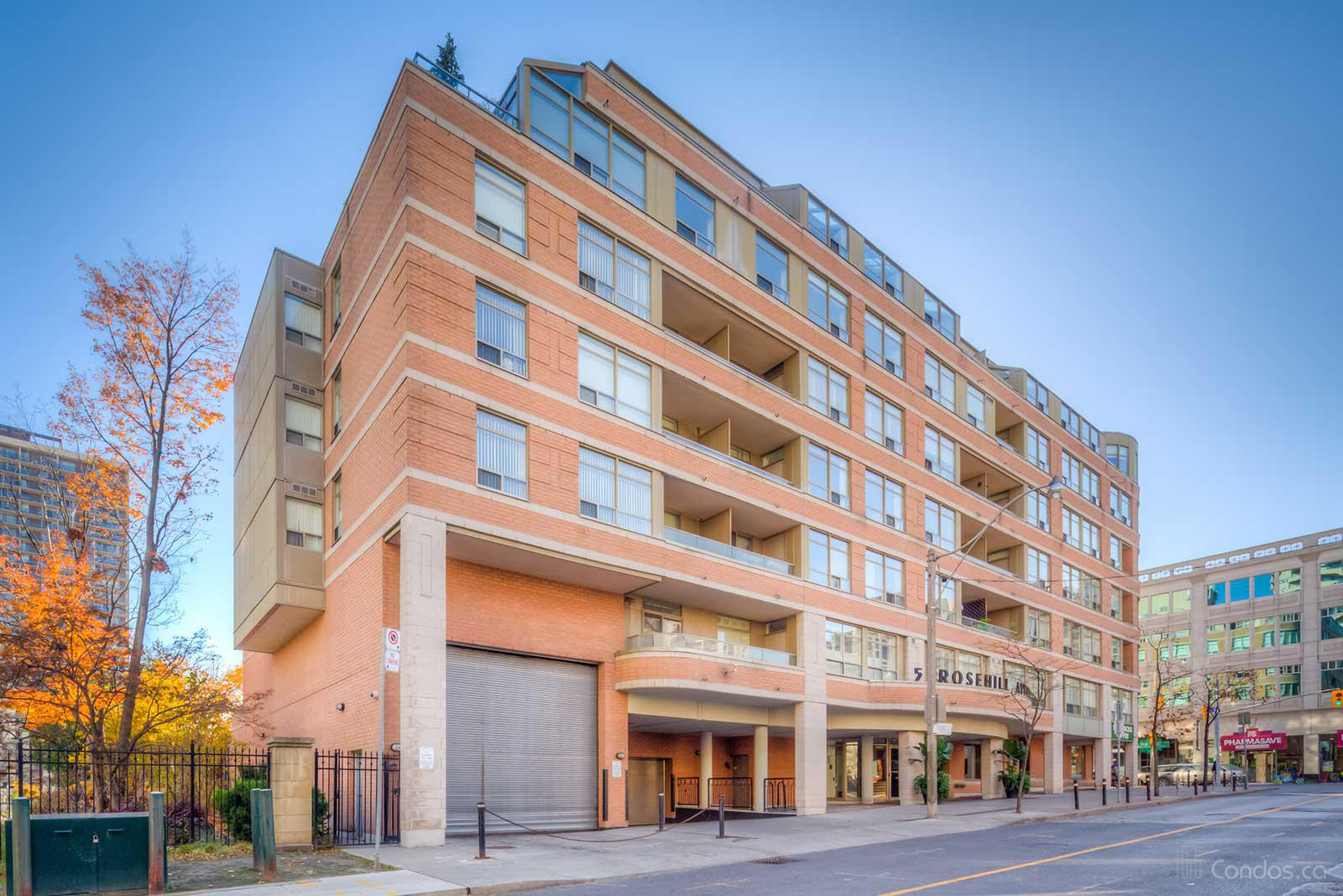 5 Rosehill at 5 Rosehill Ave, Toronto 0
