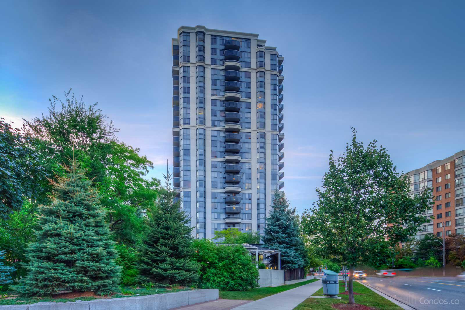 Chicago Residences at 35 Finch Ave E, Toronto 0