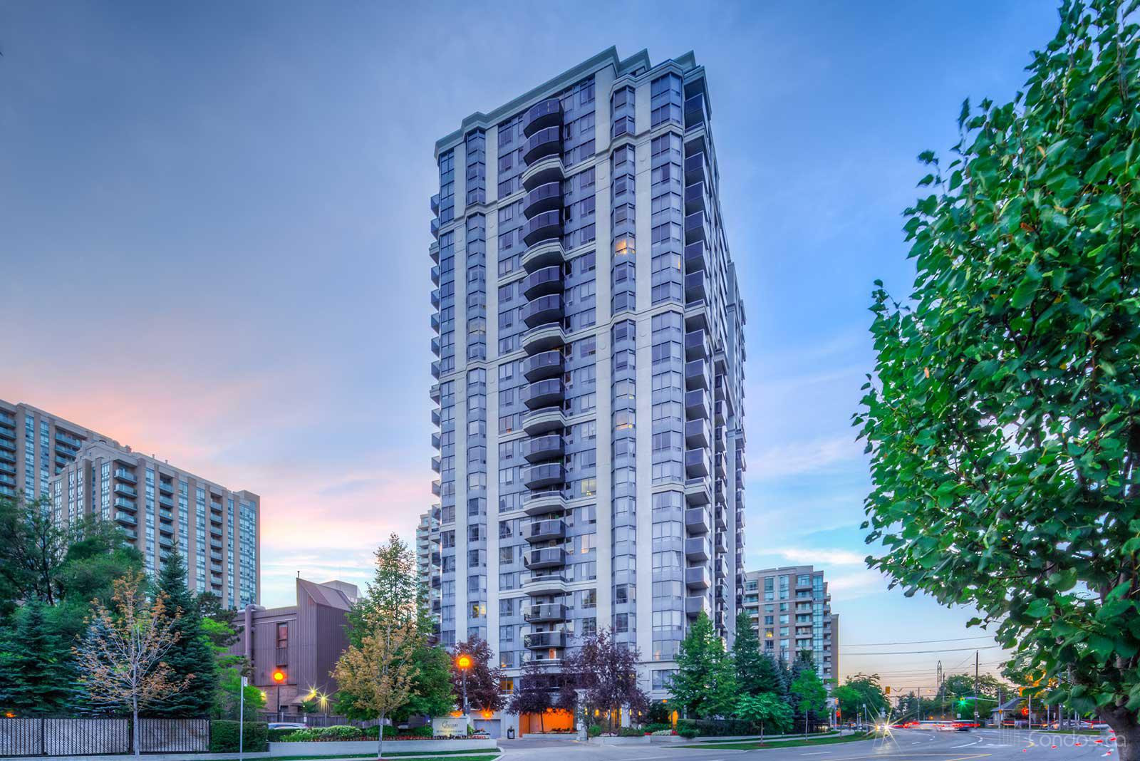 Chicago Residences at 35 Finch Ave E, Toronto 1