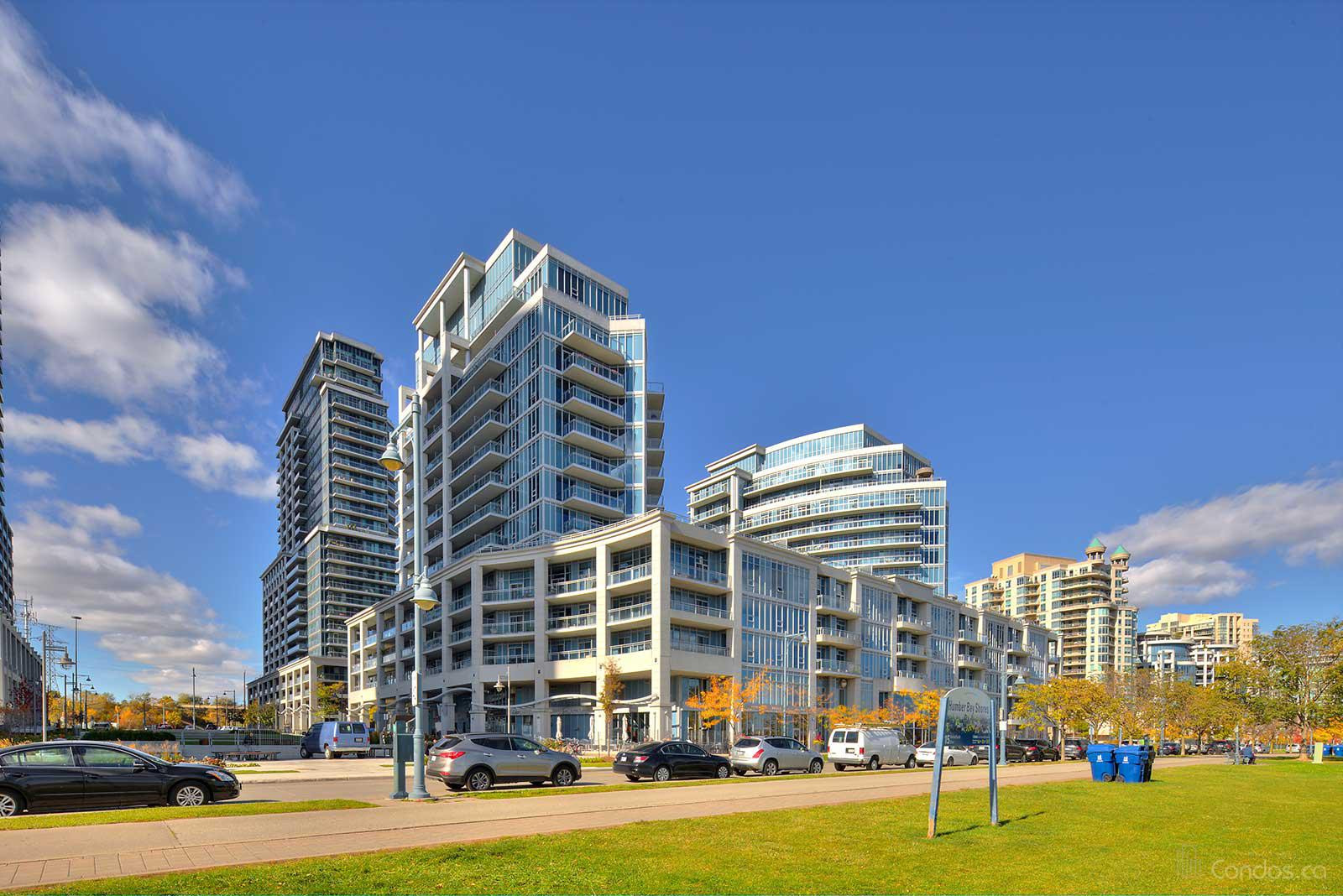 Explorer At Waterview at 58 Marine Parade Dr, Toronto 0