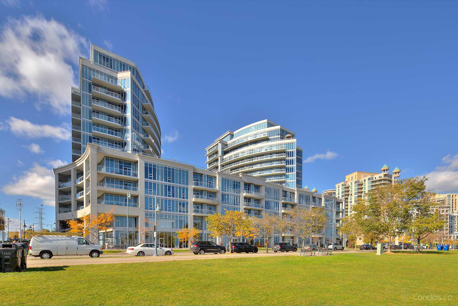 Explorer At Waterview at 58 Marine Parade Dr, Toronto 1