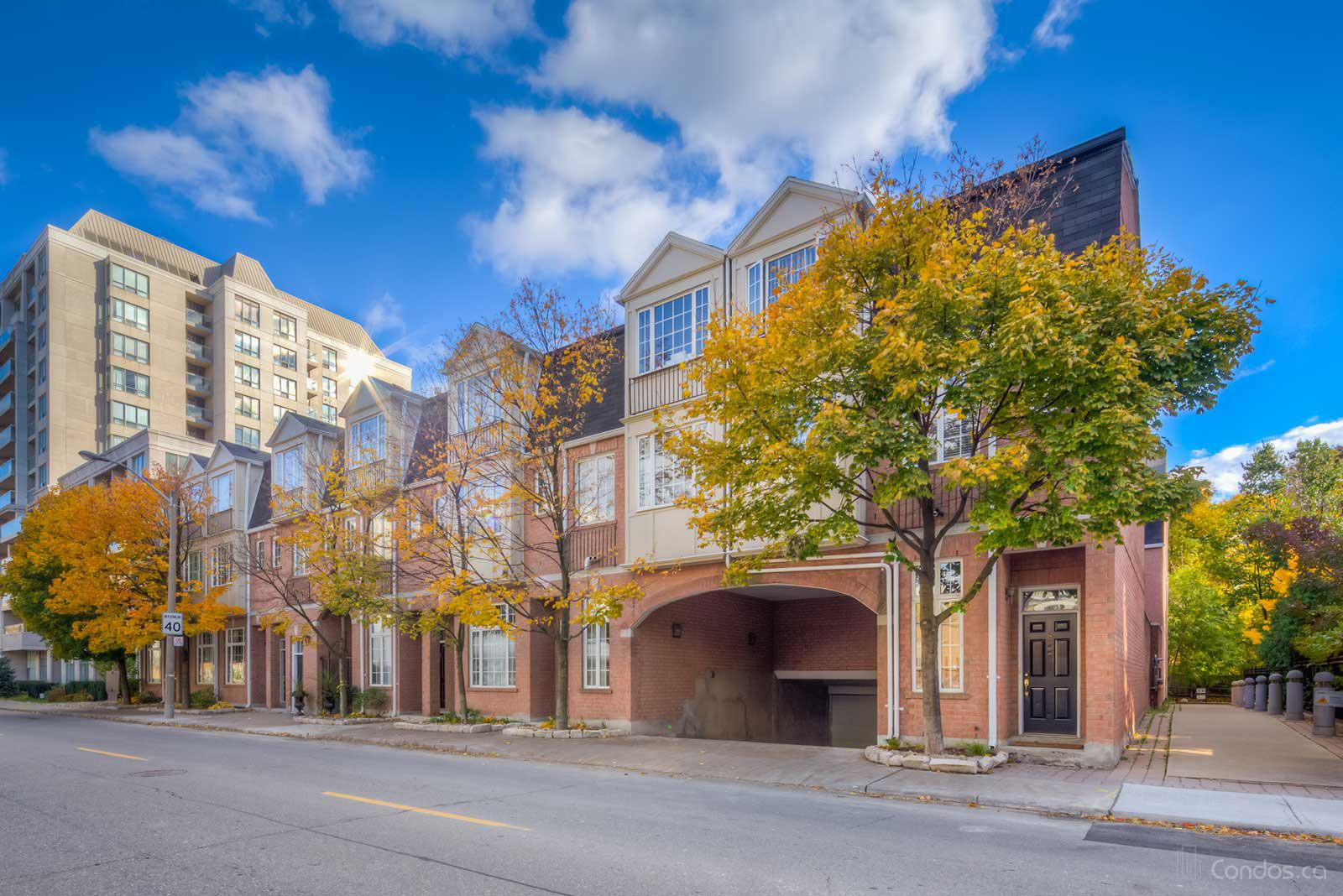 Hampton Mews at 151 Merton St, Toronto 1