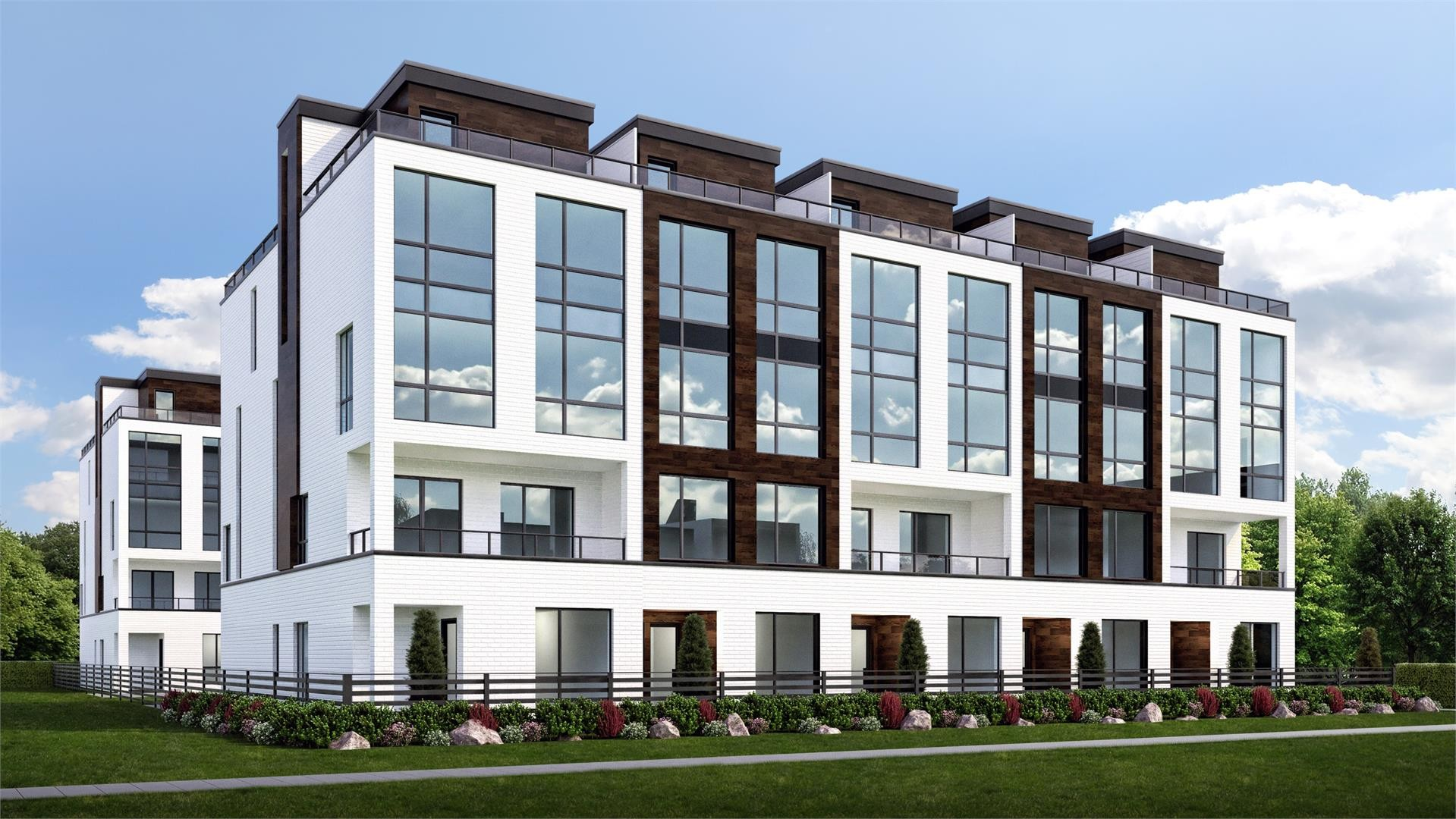 Anthem Towns at 1407 Lakeshore Rd E, Mississauga 0