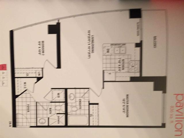 3502 - 30 Grand Trunk Cres