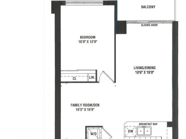 3505 - 30 Grand Trunk Cres