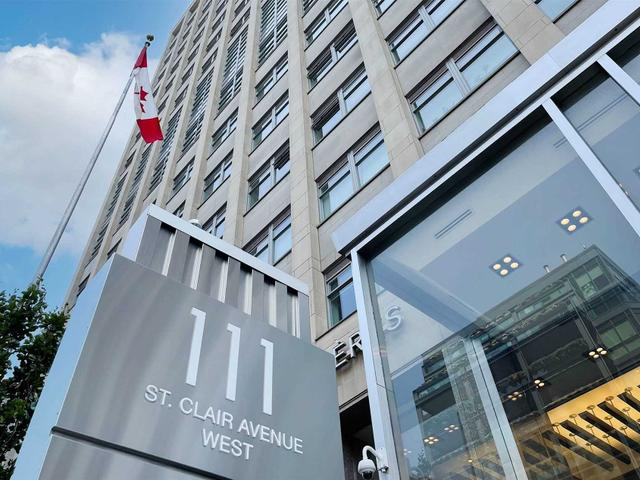 #514 - 111 St Clair Ave W