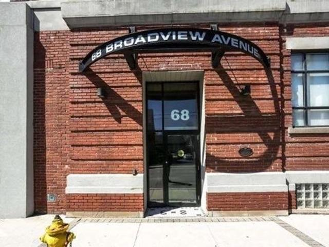 219 - 68 Broadview Ave