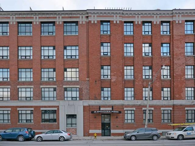 509 - 68 Broadview Ave