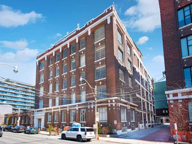 #508 - 245 Carlaw Ave