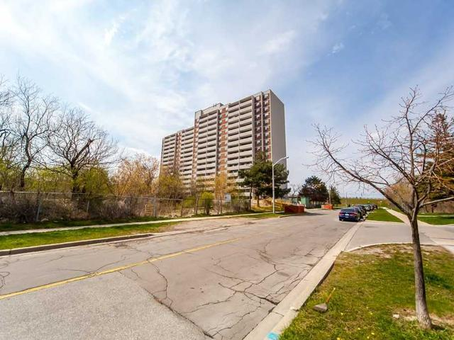 1707 - 301 Prudential Dr