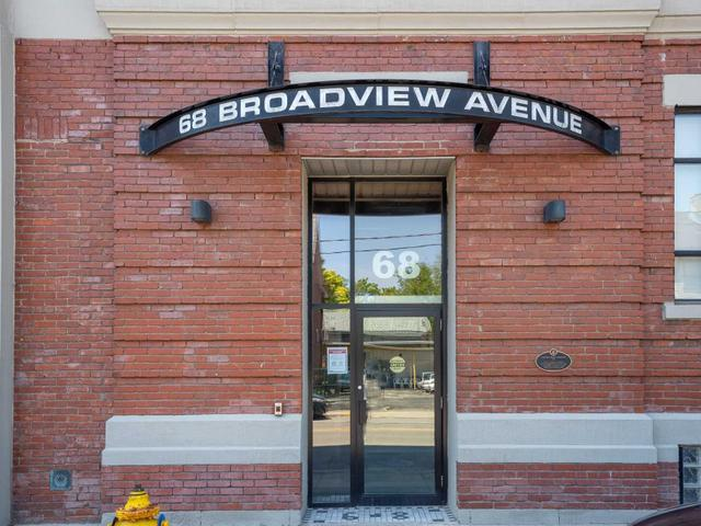 516 - 68 Broadview Ave
