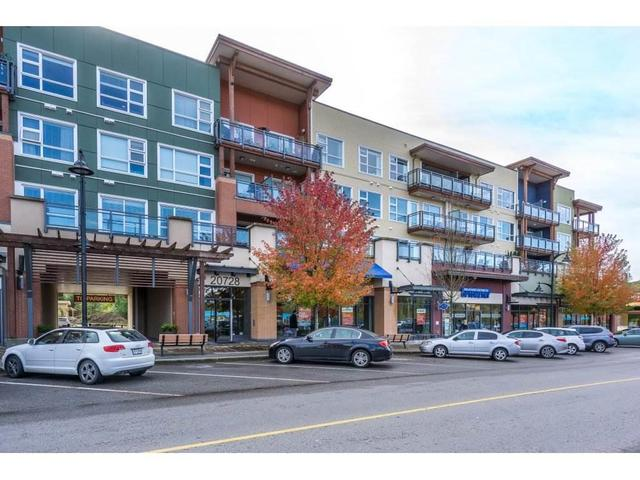 315 - 20728 WILLOUGHBY TOWN CENTRE DRIVE