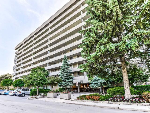 201 - 1320 Mississauga Valley Blvd