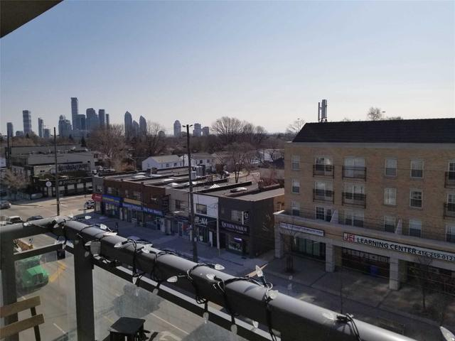 511 - 760 The Queensway Ave
