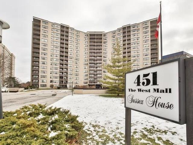 #920 - 451 The West Mall
