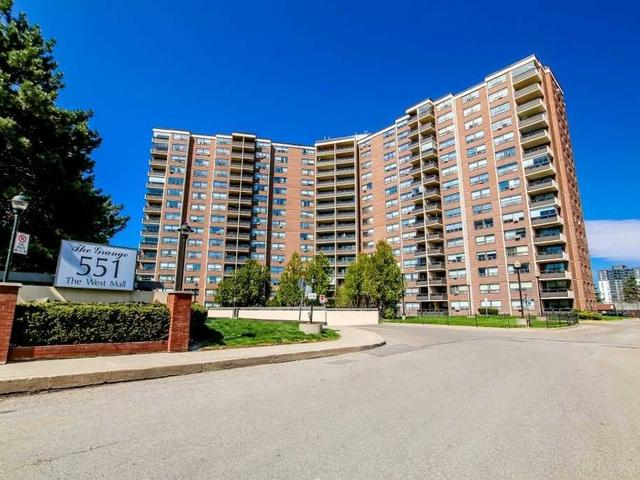 807 - 551 The West Mall Dr