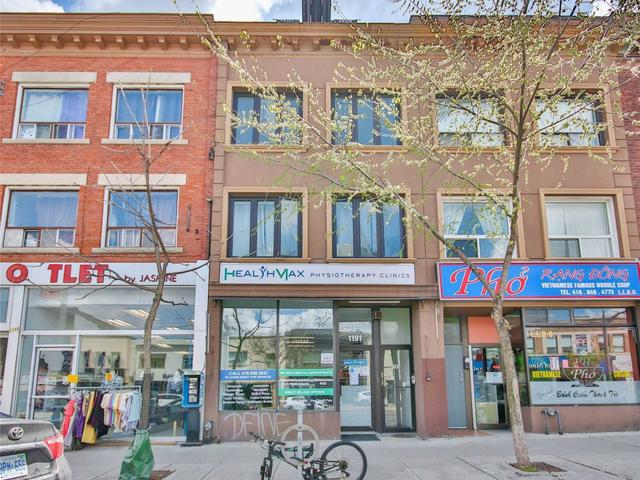 #3 - 1191 St Clair Ave W
